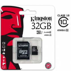 Micro SD 32 GB Kingston
